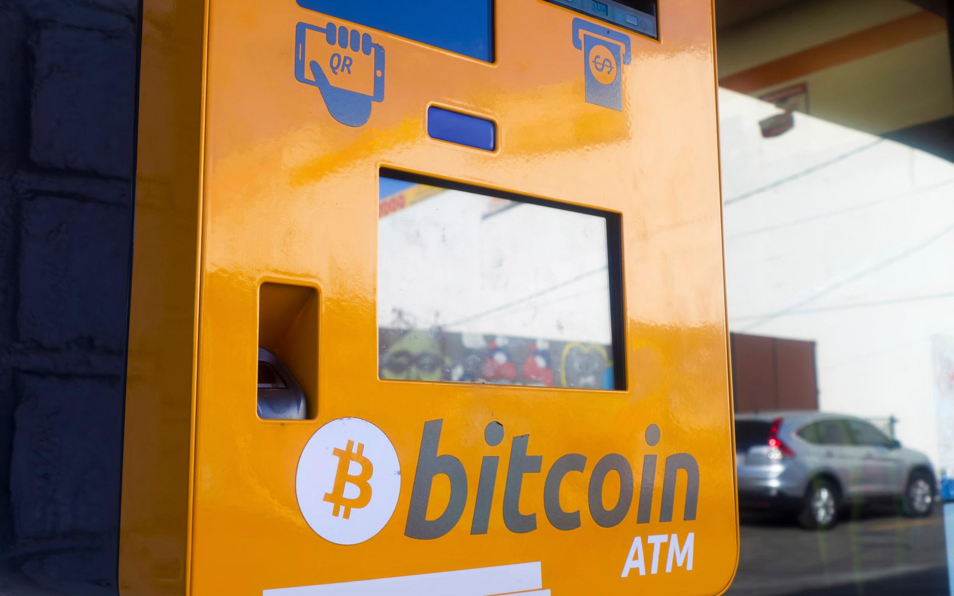 Lightning Network Bitcoin ATM