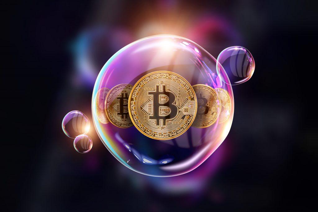 bitcoine btc balon demisti simdi mansete tasidi