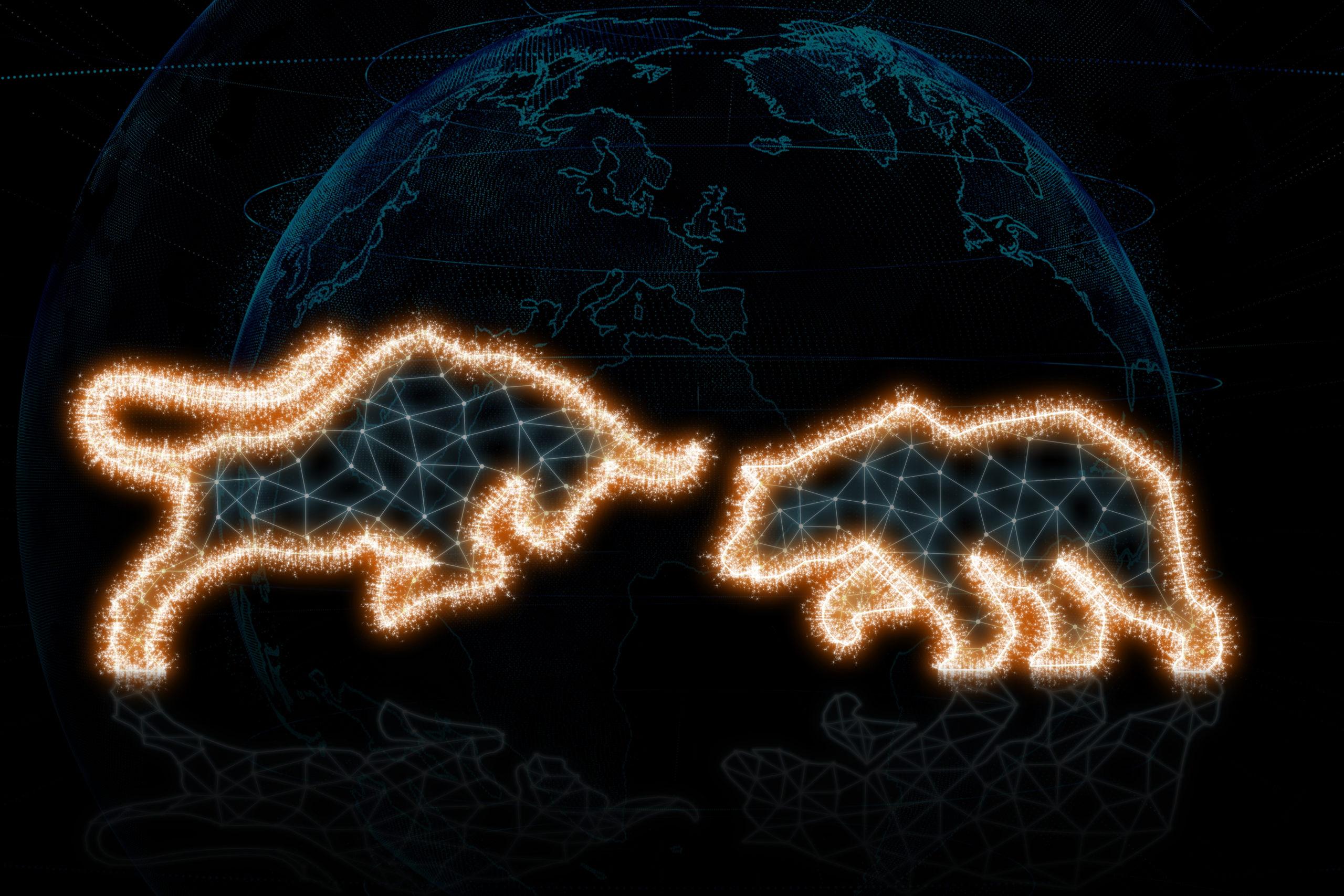 bitcoin kripto para ve finans dünyasının hayvan terimleri