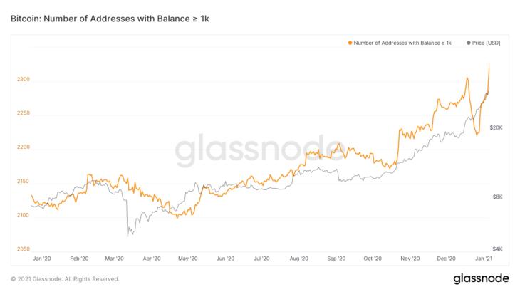Datos de Glassnode