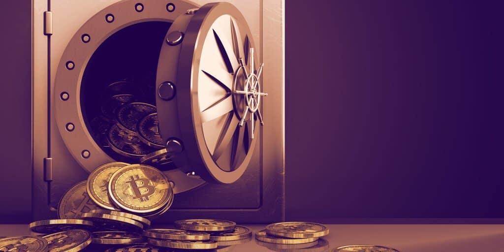 Bitcoin Digital Vault