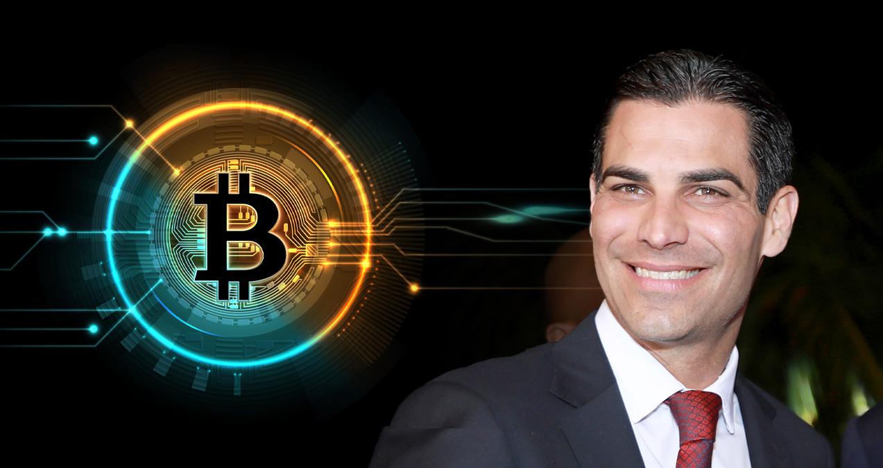Francis Suarez Bitcoin