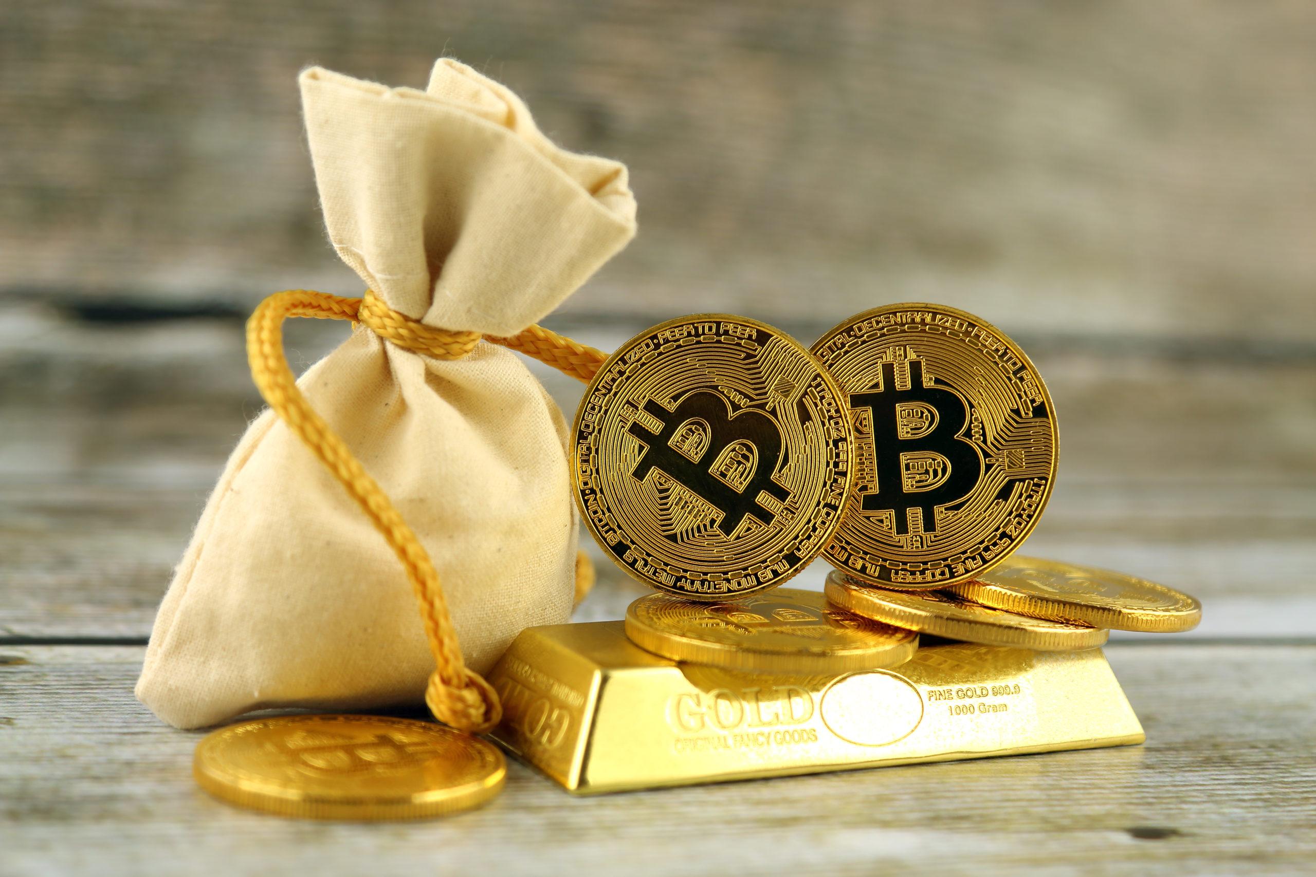 bitcoin altin