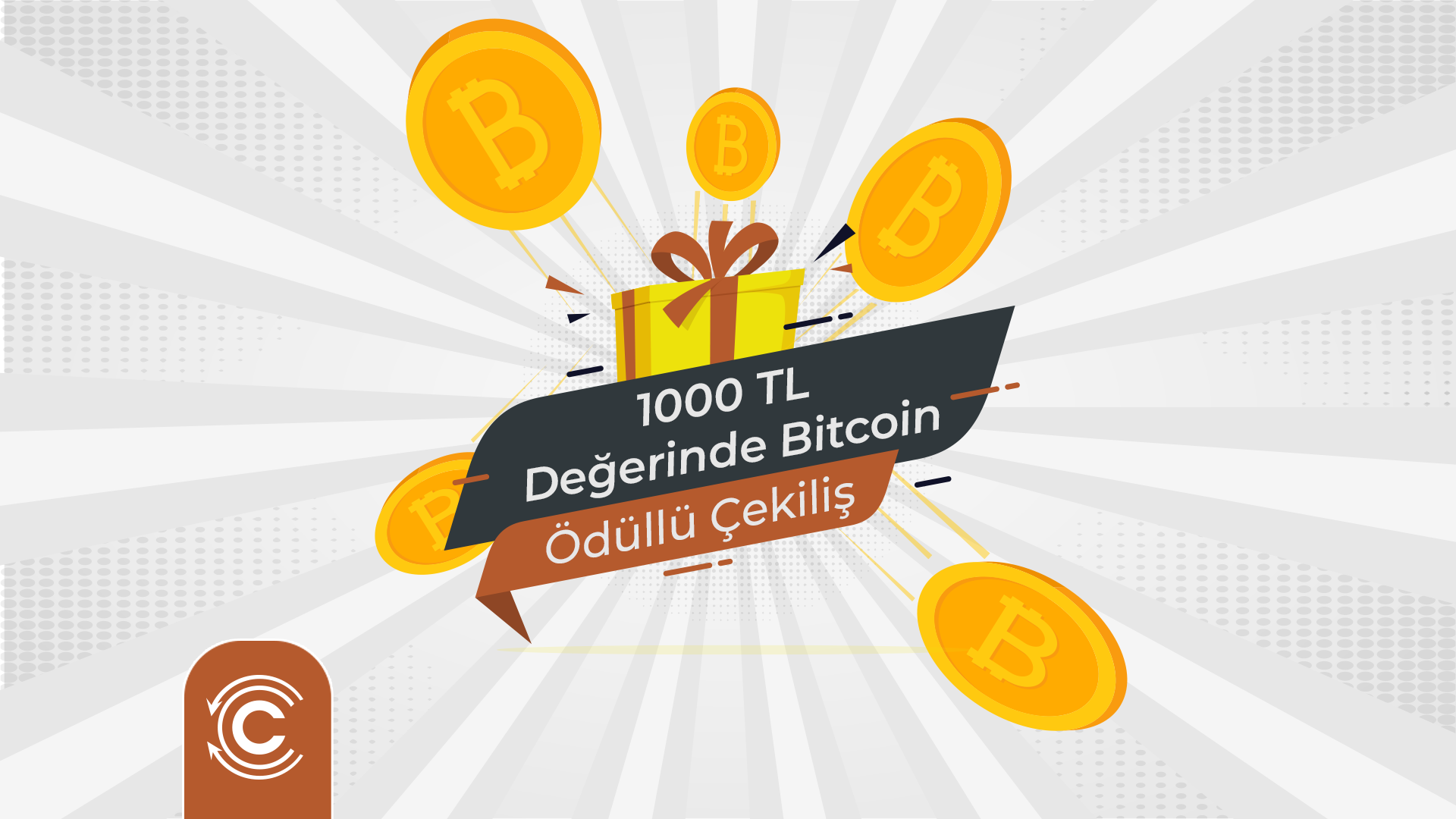 1000 tl değerinde bitcoin ödüllü çekiliş