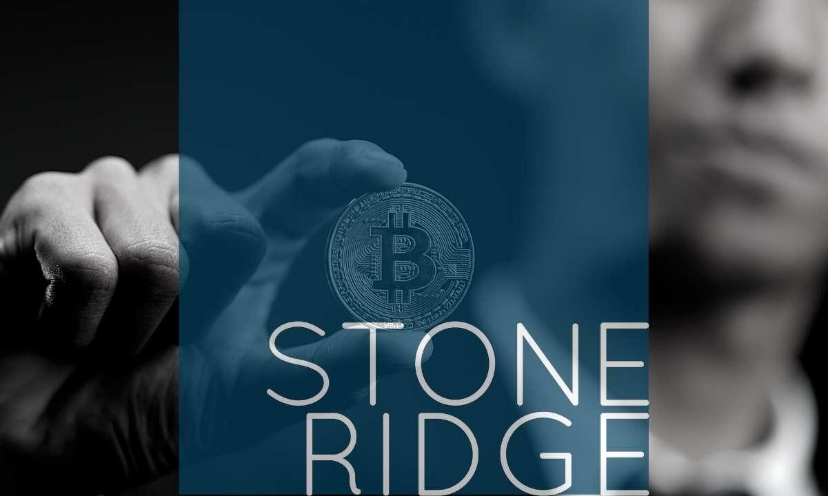 stone ridge cover