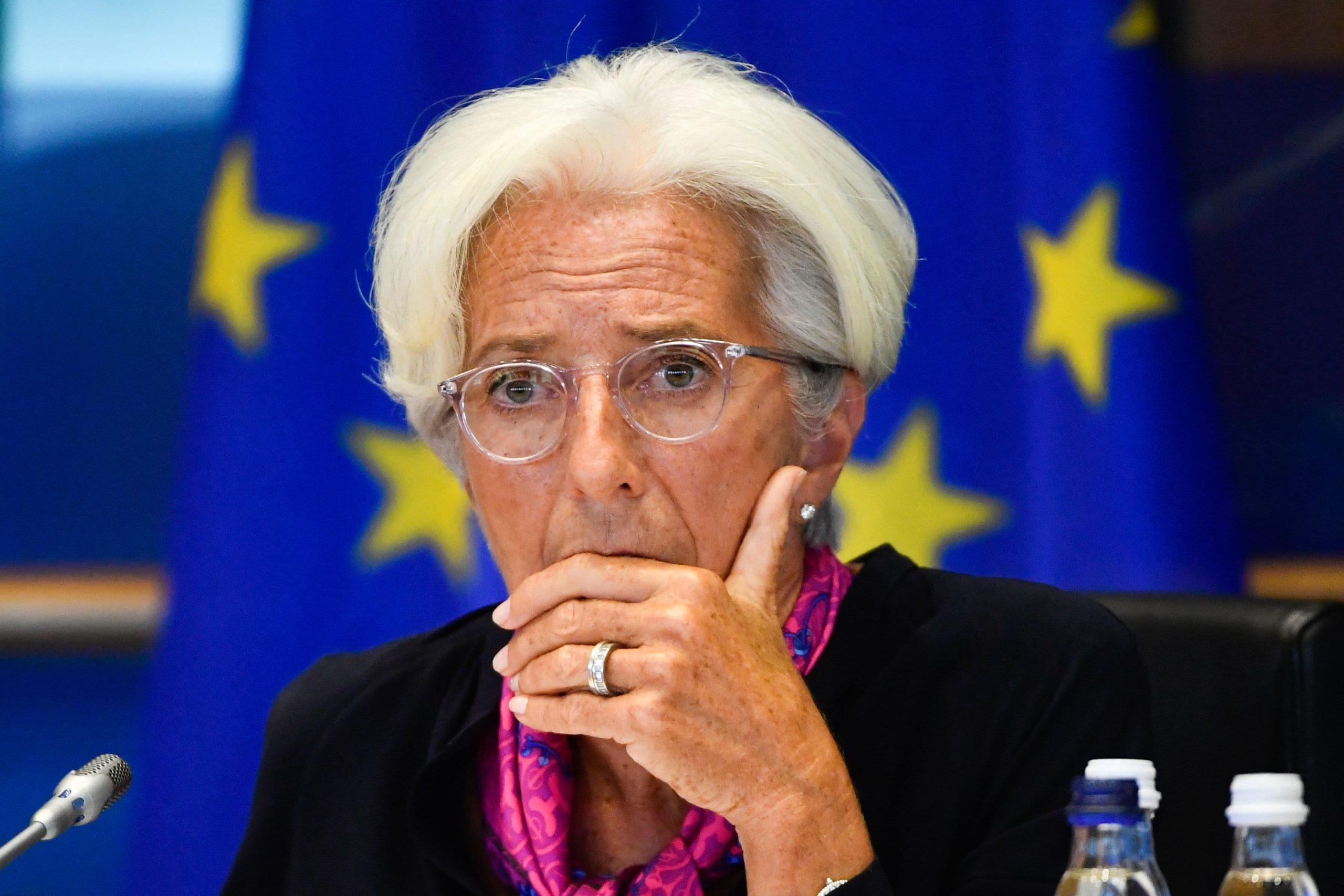 avrupa merkez bankasi baskani lagarde dijital euro hakkinda konustu