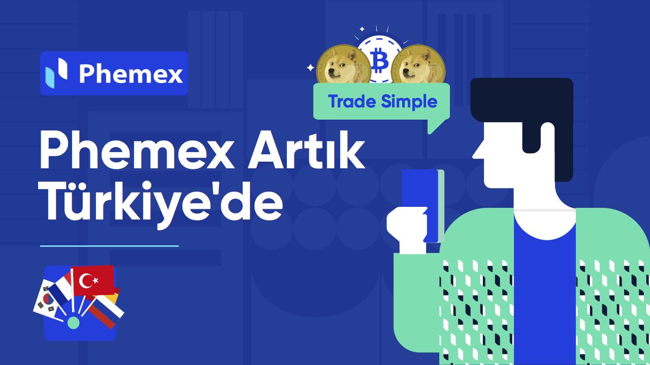 phemex turkiye