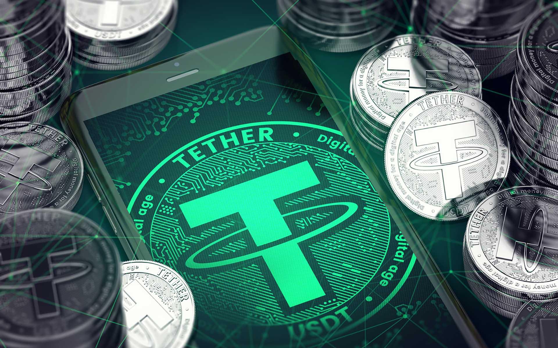 Bitfinex USDT Transfer