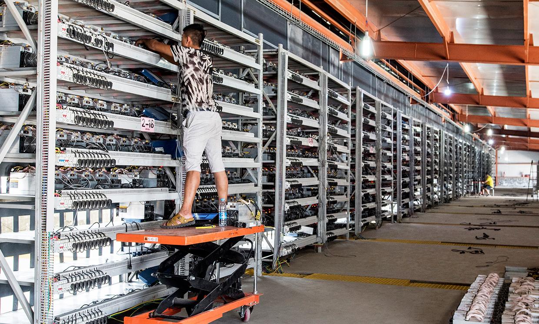 cinde bitcoin madenciligi tarihi bir an yasiyor btc etkilenecek mi