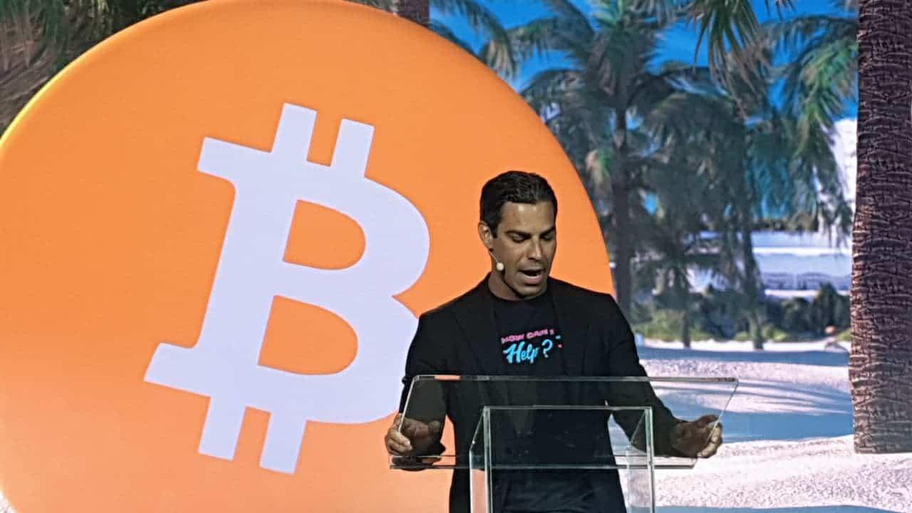 miami belediye baskani bitcoin 2021 konferansinin acilis konusmasini yapti