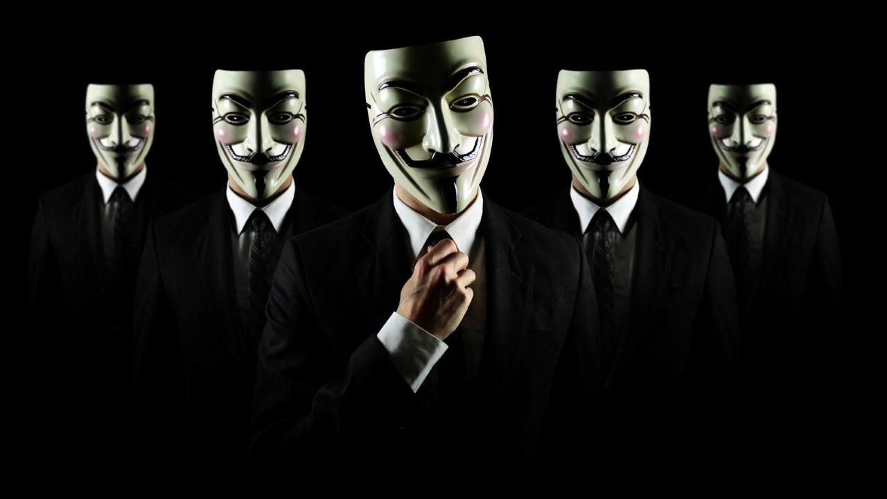 Anonymous elon musk anon inu
