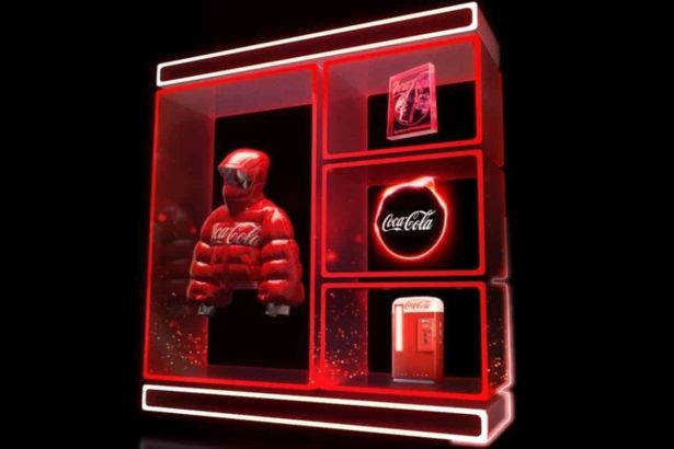 coca cola nft 1