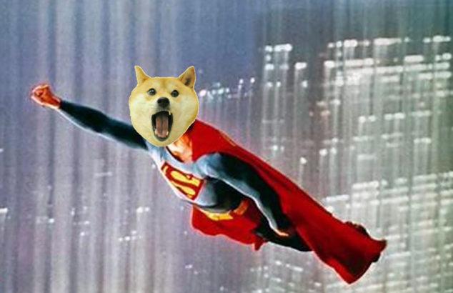dogecoin milyoneri superman