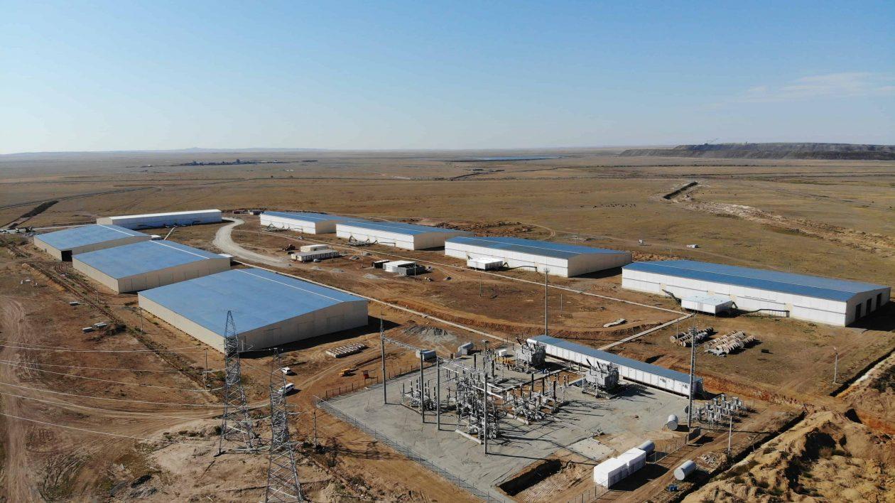 kazakistanli madencilik tesisi operatoru enegix bitcoin btc madencilik sirketi bitmainin cihazlarini barindiracak