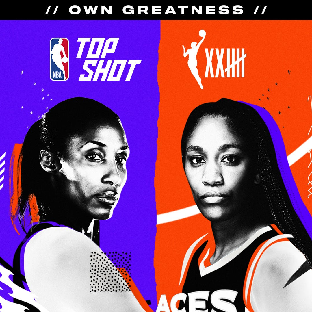 WNBA NFT