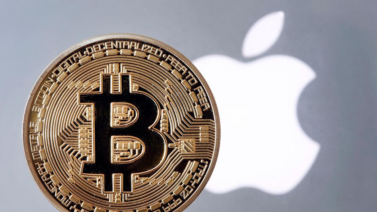 apple bitcoin btc