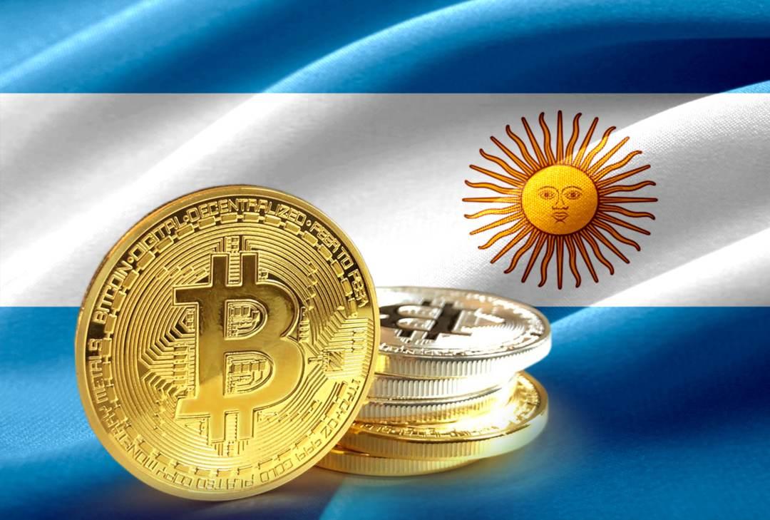 arjantin bitcoin