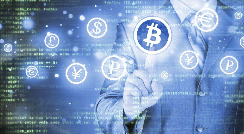 kripto para ve blockchain etkinlik