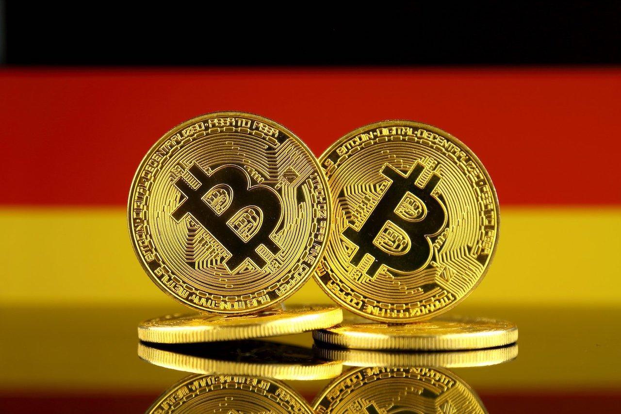 Almanya bitcoin