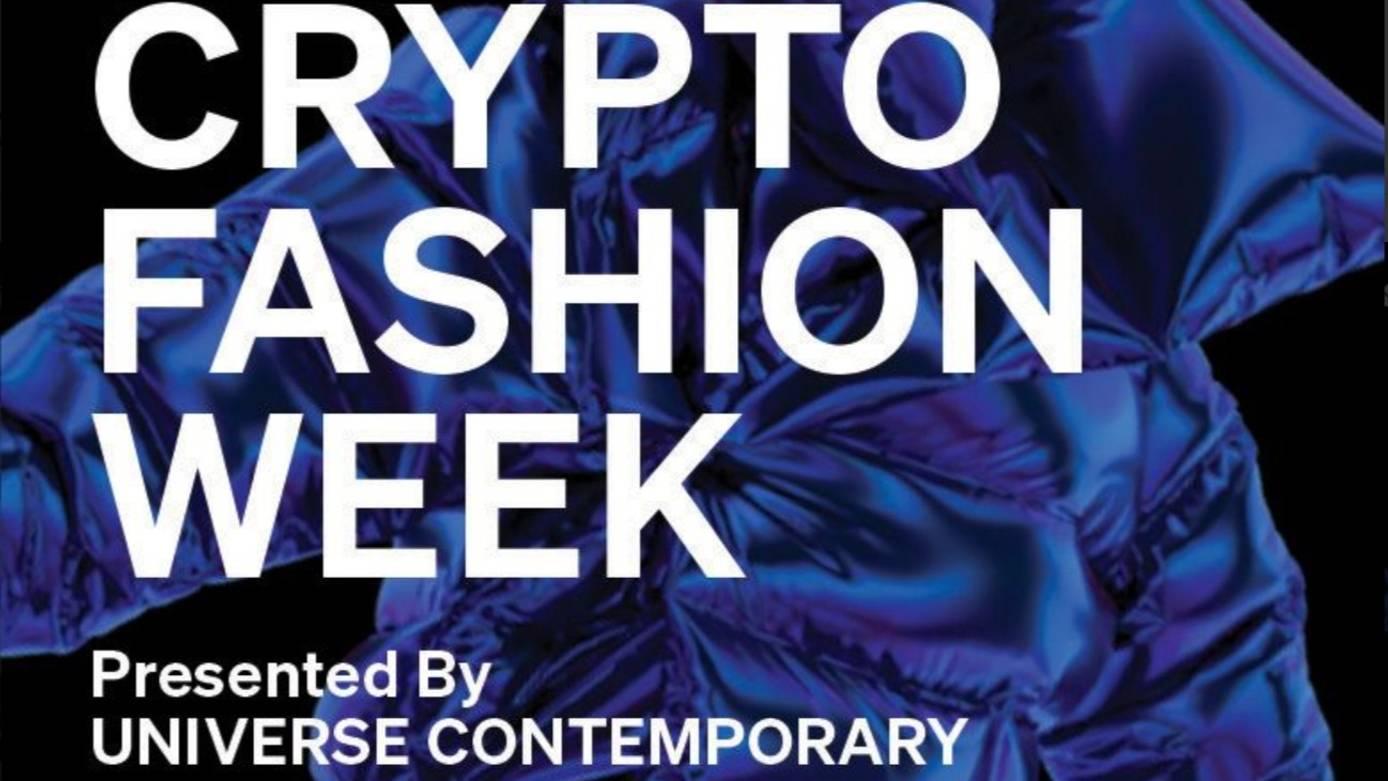 crypto fashion week
