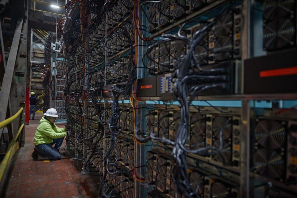 kripto madenciligi sirketi argo blockchain 20 000 adet cihaz satin aldi