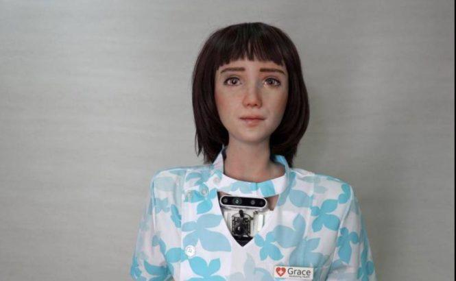 robot grace cardano