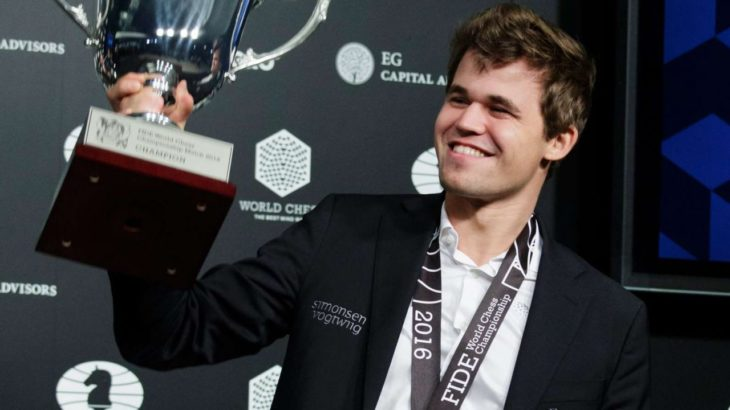 Magnus Carlsen nft