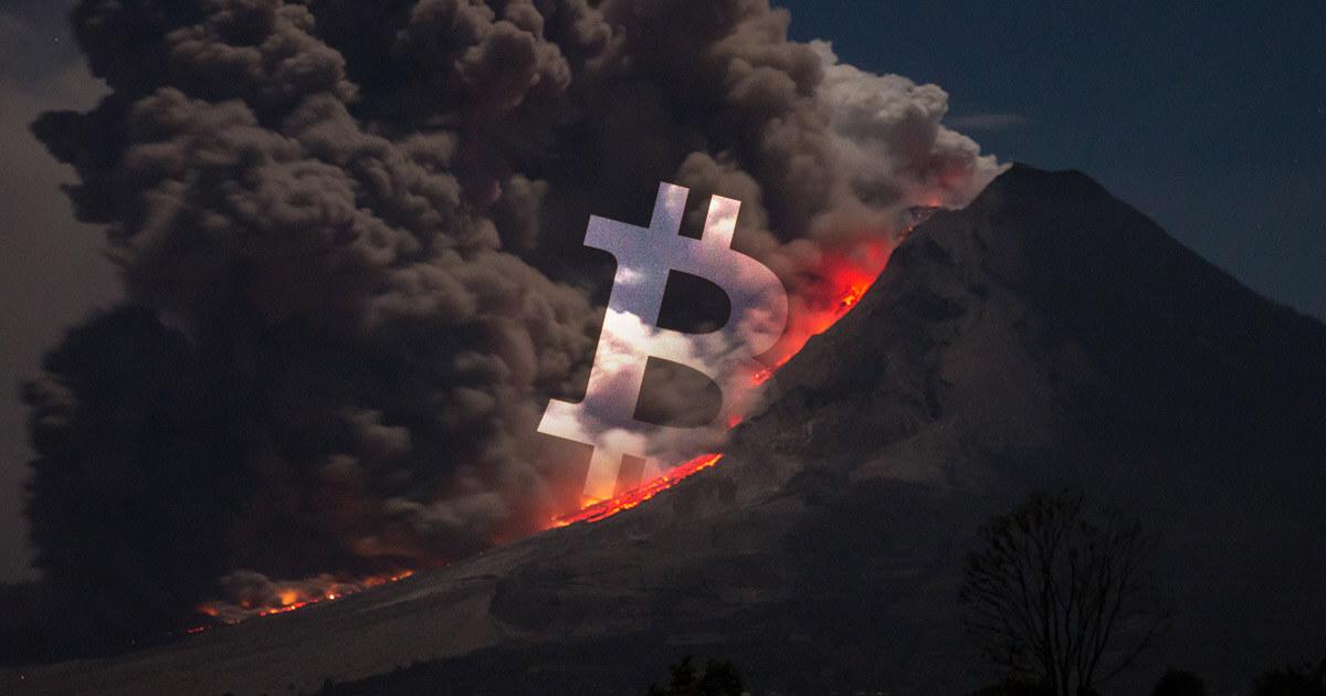 el salvador volkanik enerji ile bitcoin madenciligine resmen basladi