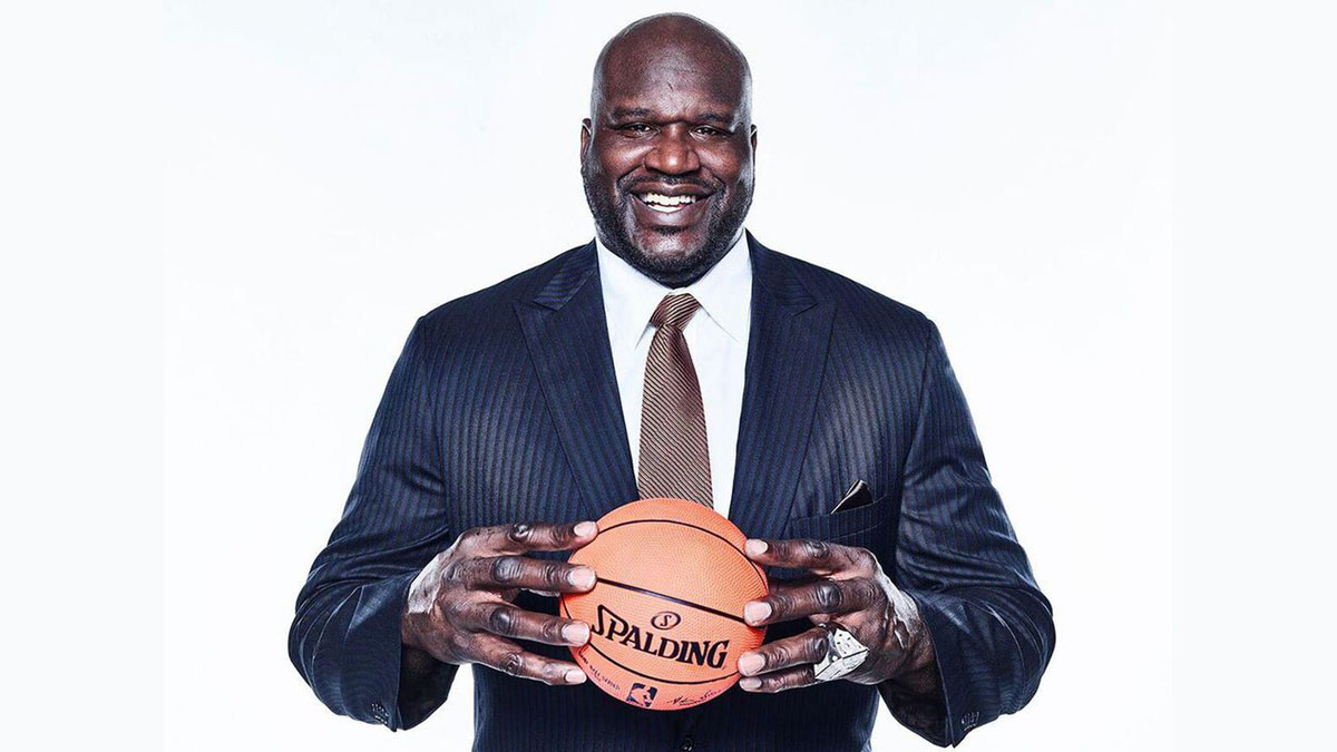 shaquille oneal nft