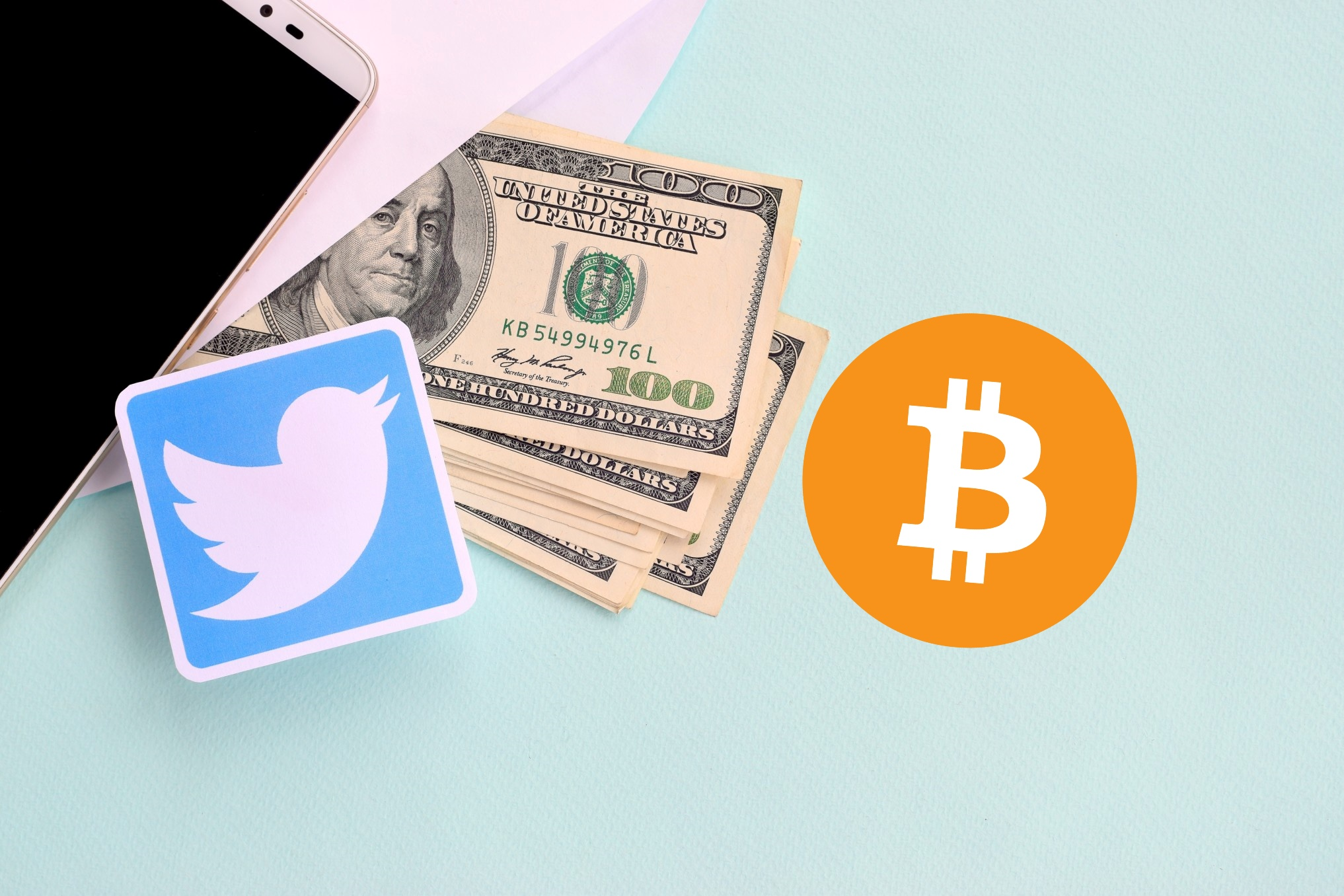 twitter bitcoin bahşiş
